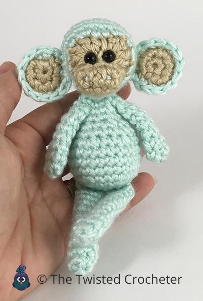 24 Best Amigurumi Monkeys images | Crochet monkey, Crochet ... | 593x400